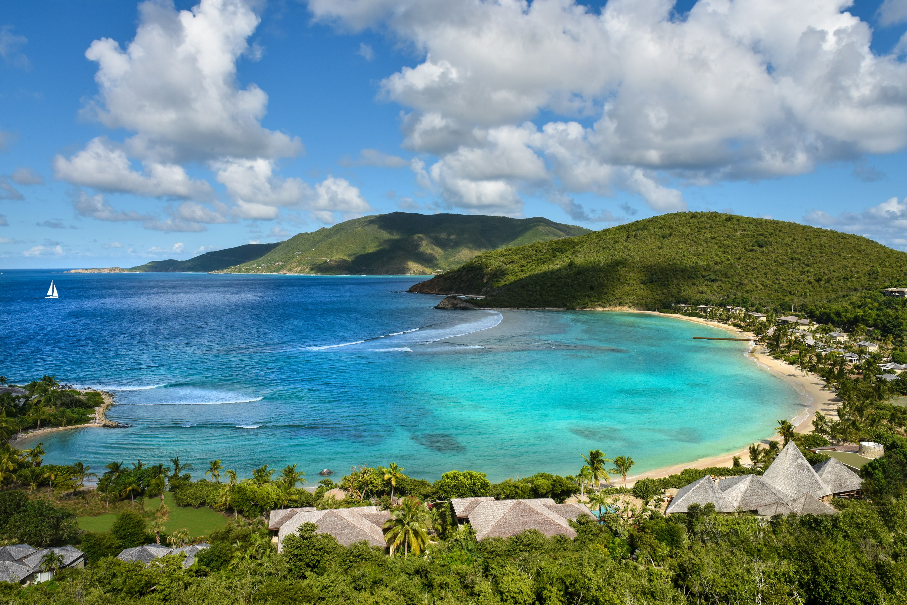 Rosewood Little Dix Bay reopens following renovations