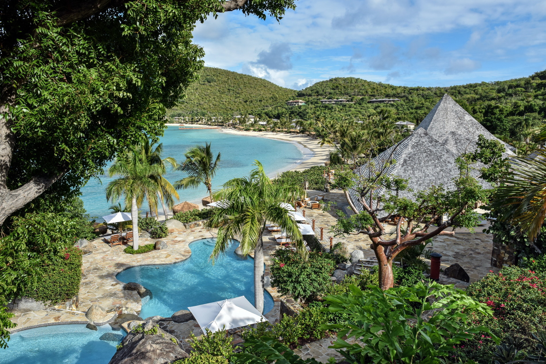 Rosewood Hotels and Resorts Little Dix Bay