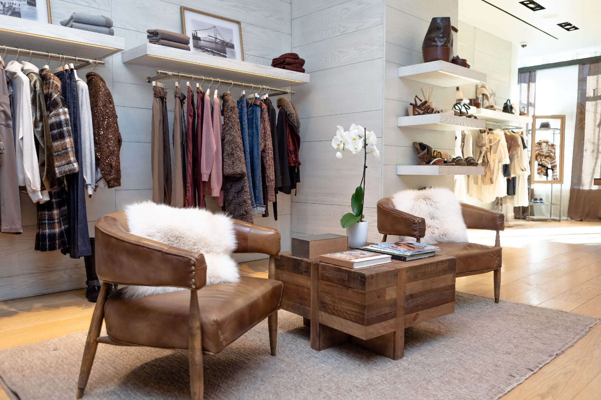 Brunello Cucinelli boutique Aspen