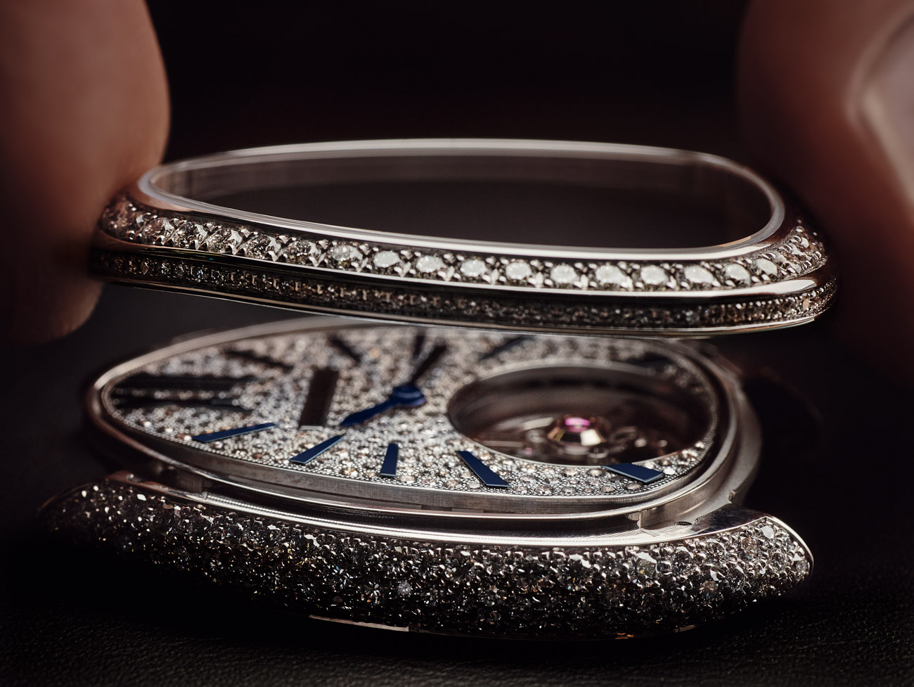 Bvlgari watch novelties presented in Dubai