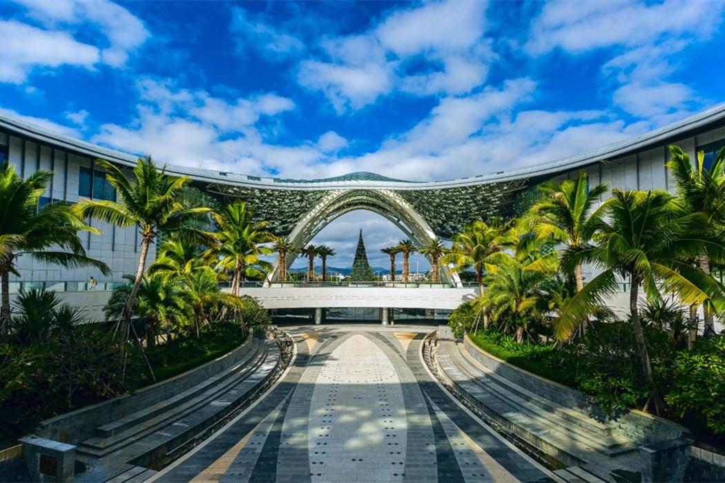CDF Mall Sanya, Haitang Bay, China