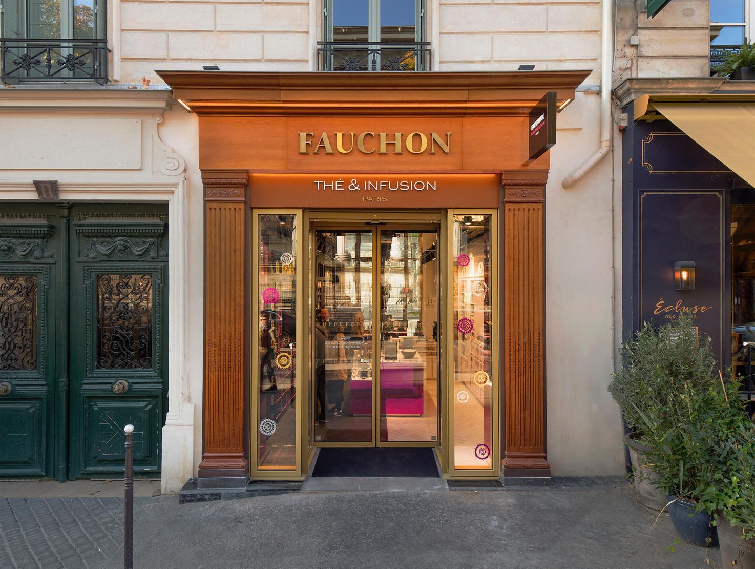 Fauchon The Salon (Tea Boutique) Paris