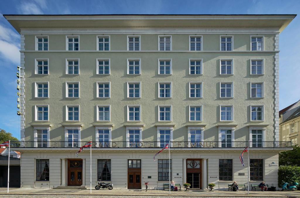 Grand Hotel Terminus, Bergen (Norway)