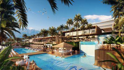 Nikki Beach Montenegro opens summer 2020
