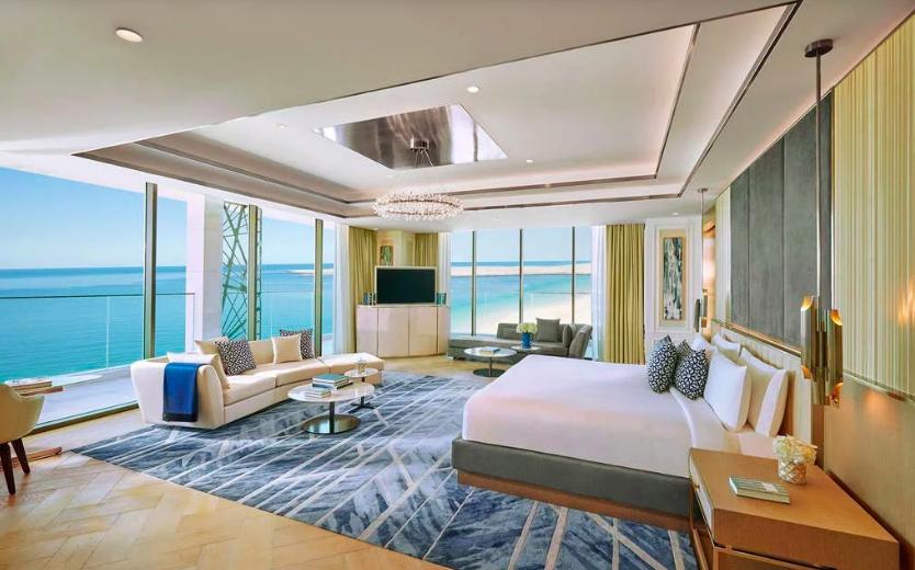 Mandarin Oriental Jumeira, Dubai - new Royal Penthouse