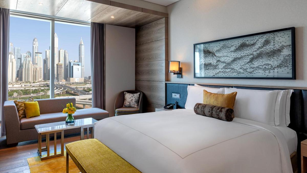 Taj Jumeirah Lakes Towers Dubai