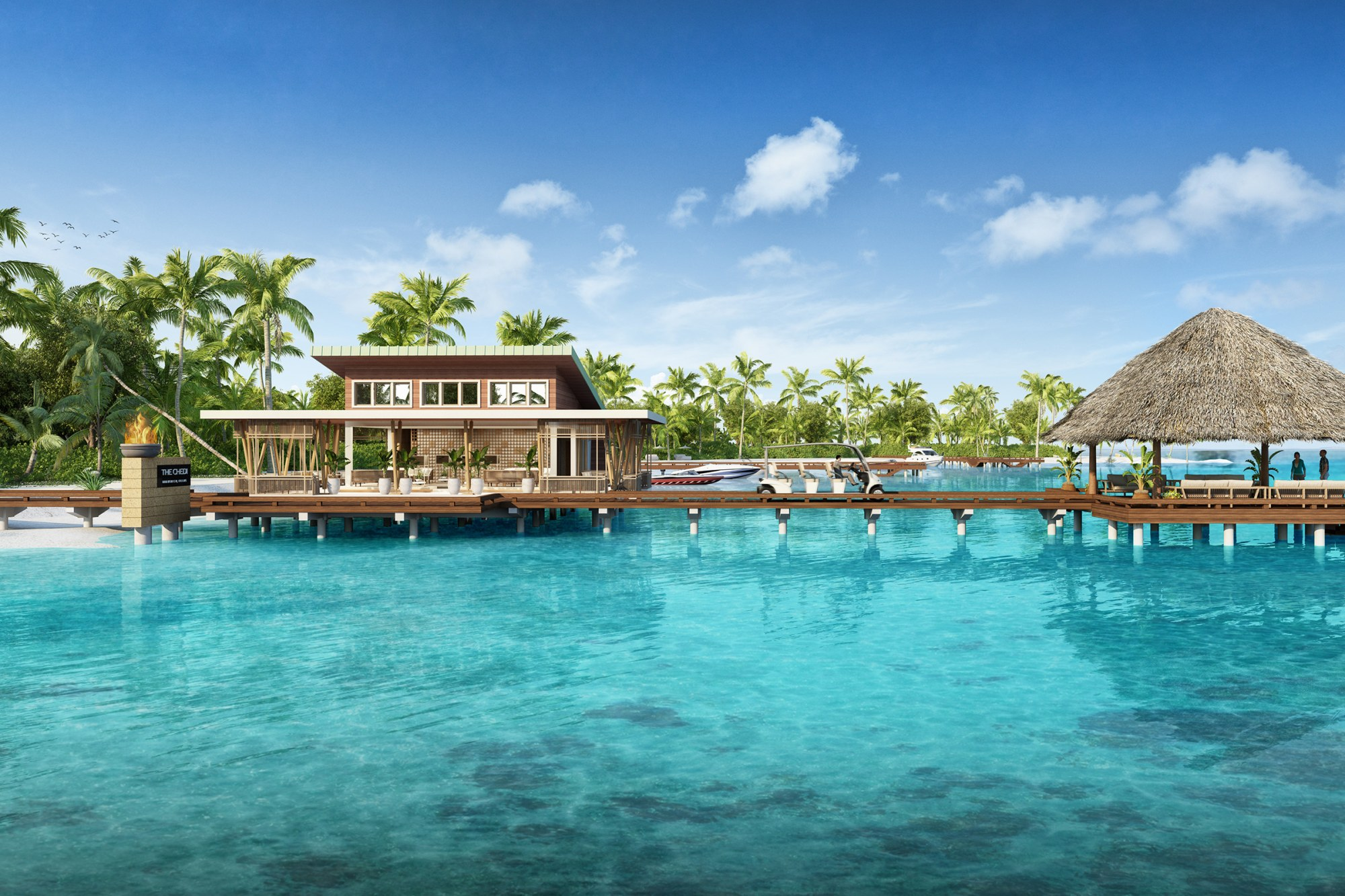 The Chedi Kudavillingili, Maldives (GHM Hotels)