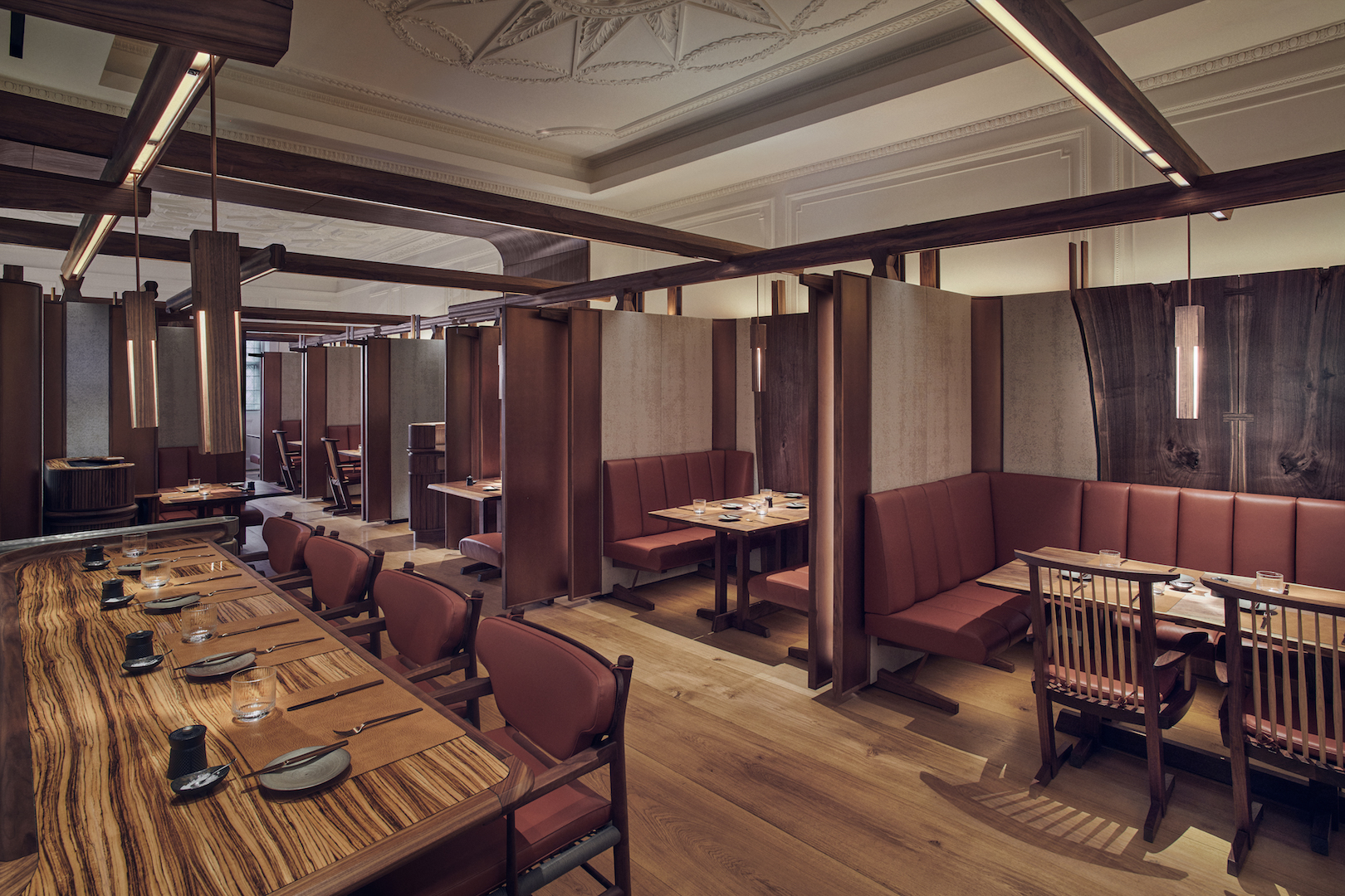 The Connaught Grill reopens at The Connaught Hotel in London