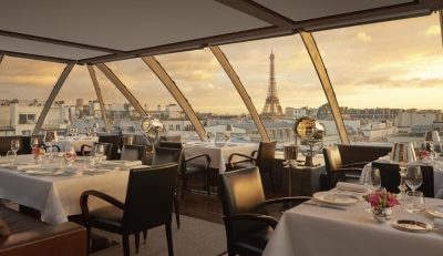 The Peninsula Paris - L'Oiseau Blanc Restaurant wins first Michelin star