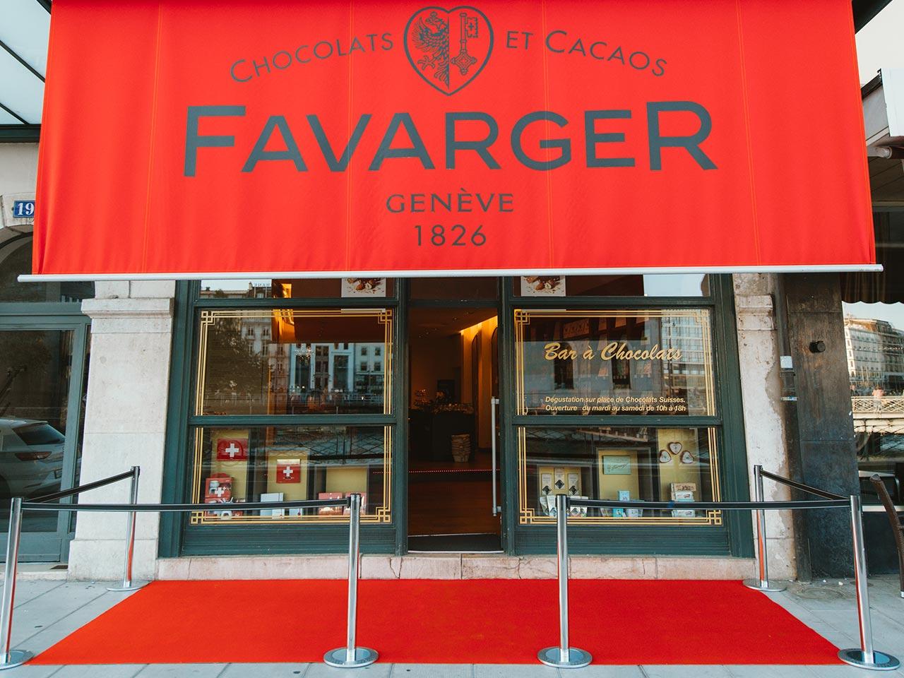 Favarger Chocolate