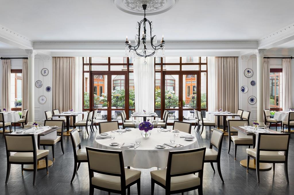 Hotel Bristol, Warsaw Poland (Luxury Collection) Marconi Restaurant