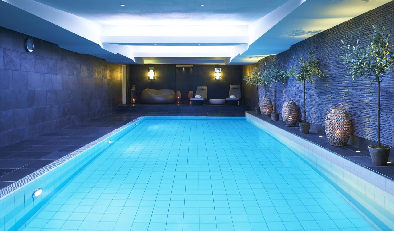 Hotel Bristol, Warsaw Poland (Luxury Collection) pool