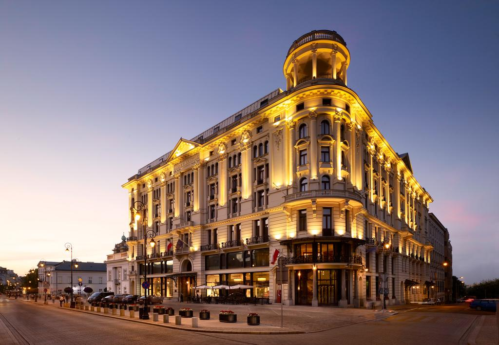 Hotel Bristol, Warsaw Poland (Luxury Collection)