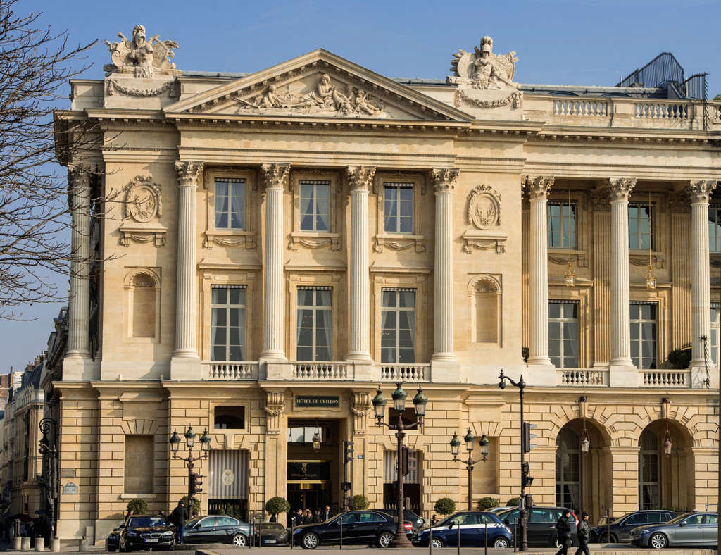 Hotel de Crillon, Paris (Rosewood Hotel)