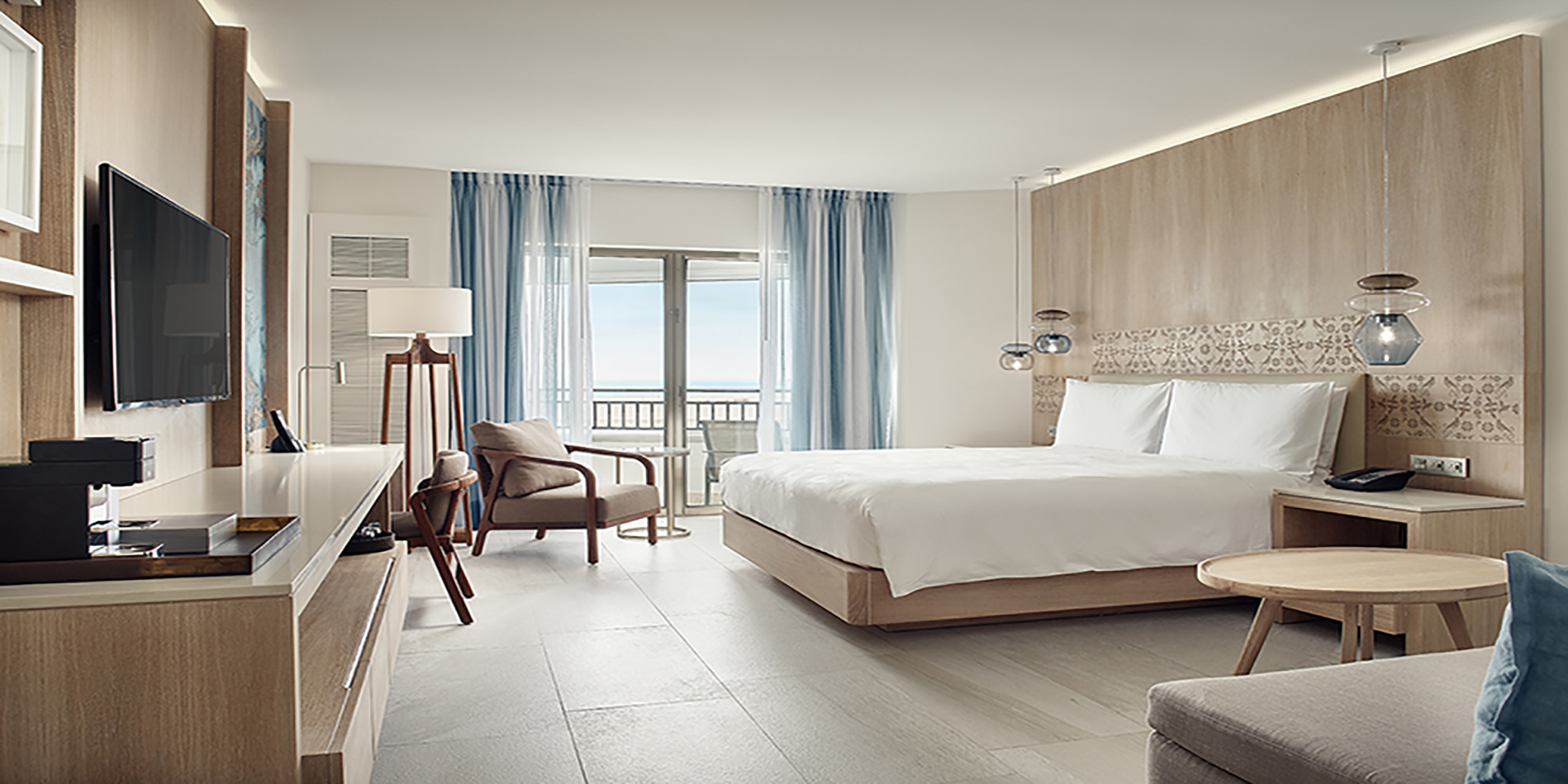 JW Marriott Cancun, newly renovated rooms