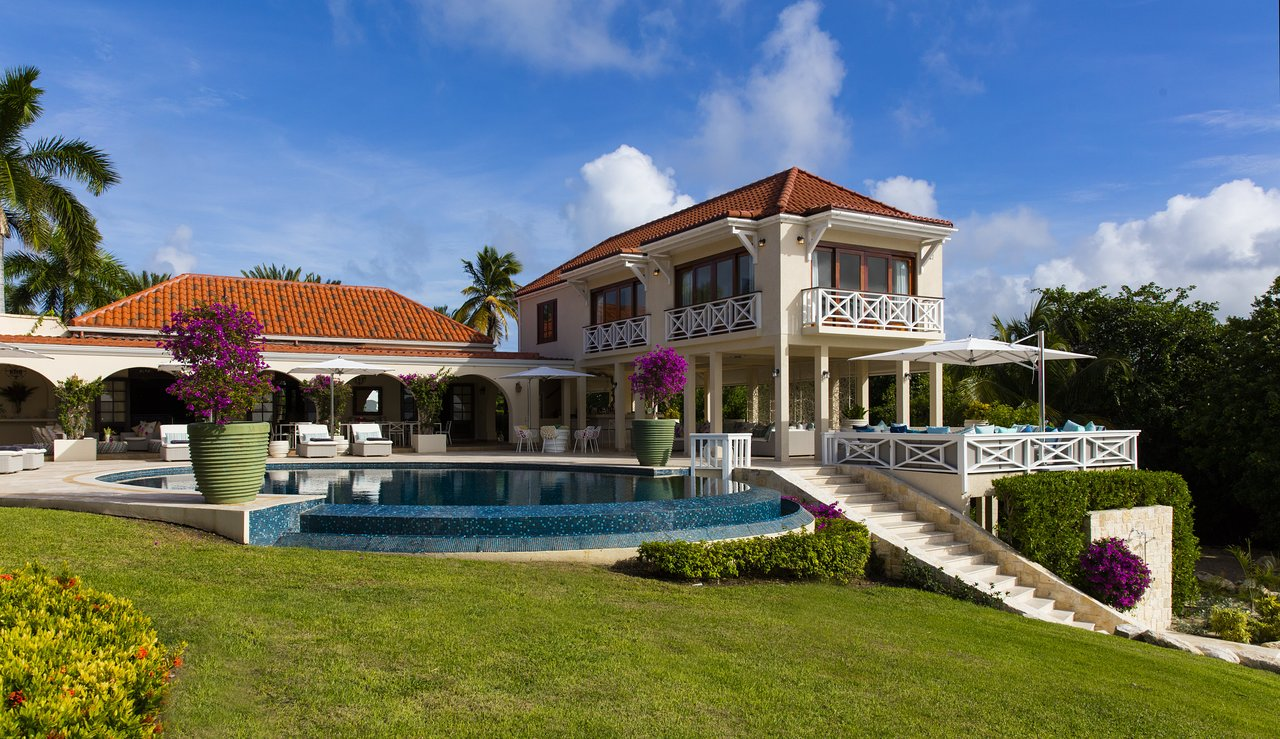Jumby Bay Island - luxury residences (Oetker Collection)