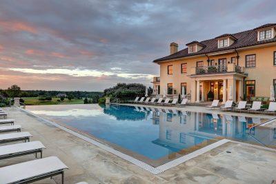 Keswick Hall Resort, Virginia completes renovations