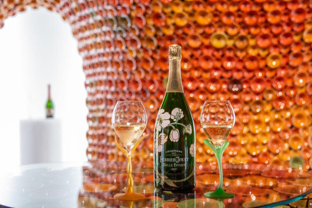 Perrier-Jouet a brand of Pernod Ricard