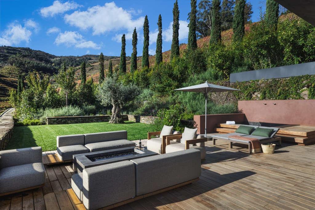 Six Senses Douro Valley, Portugal new Vineyard Wing