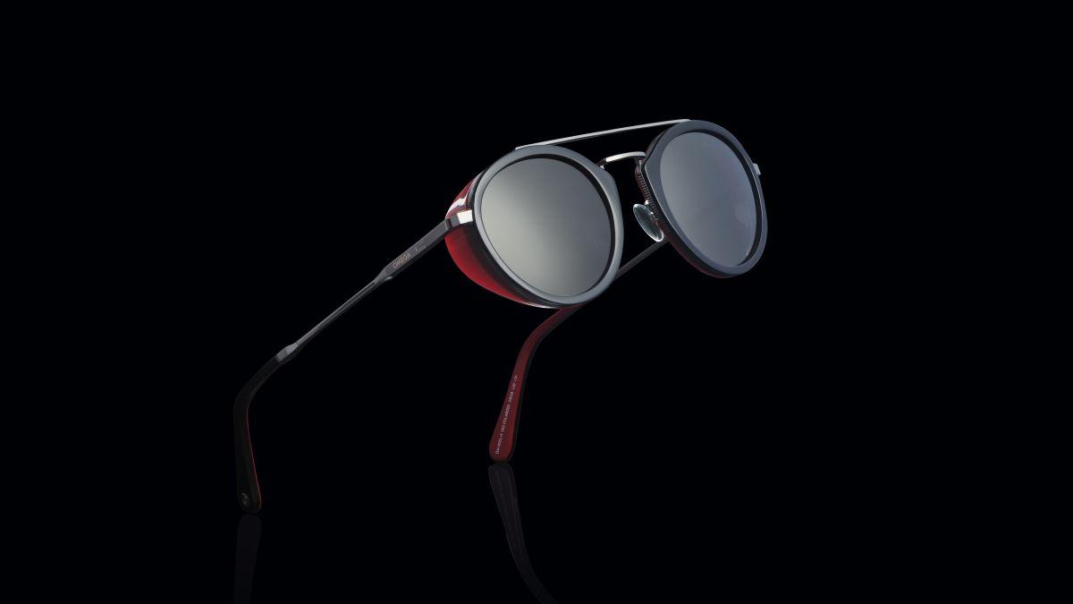 Omega Watches - eyewear capsule