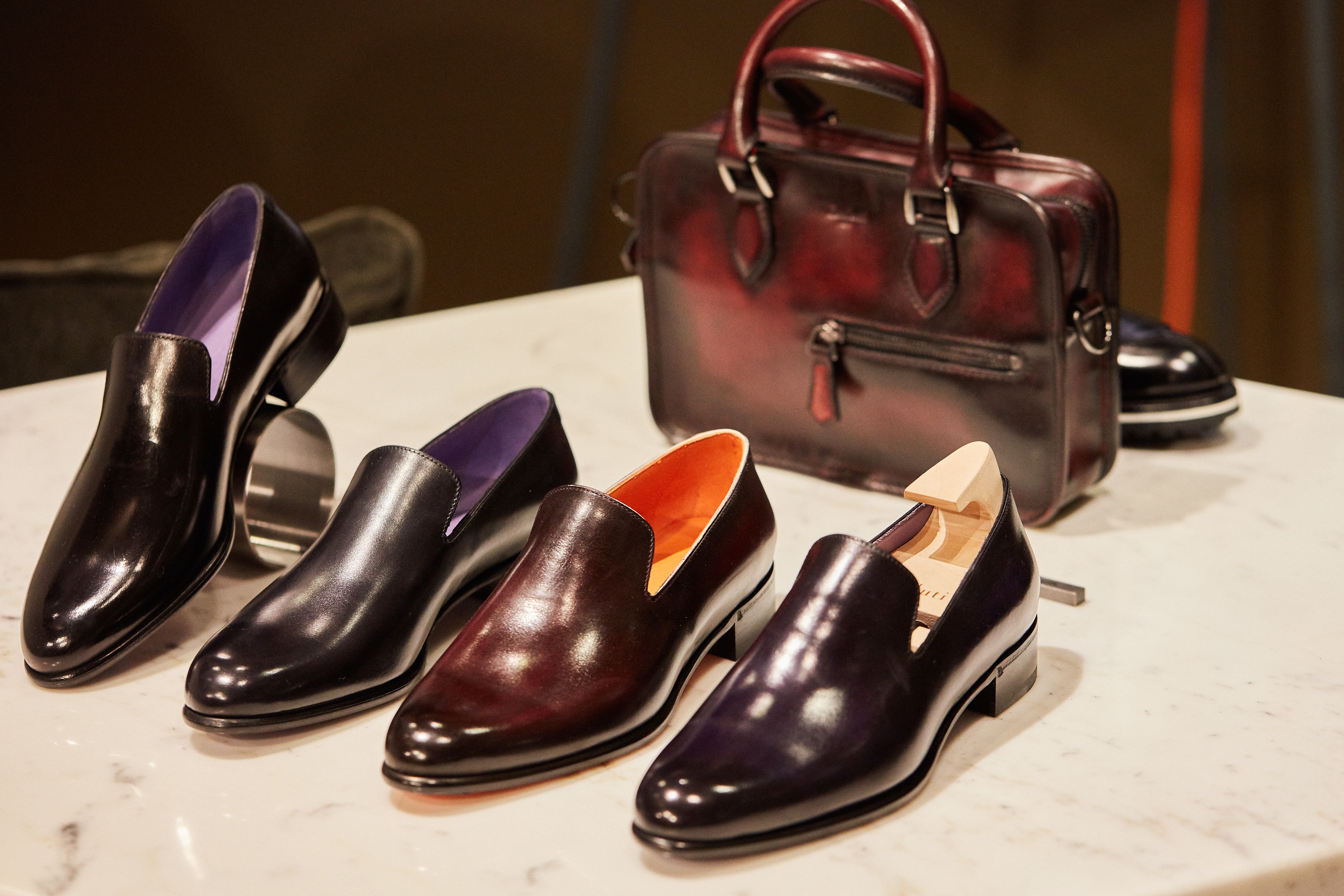 BERLUTI first ever womens capsule collection