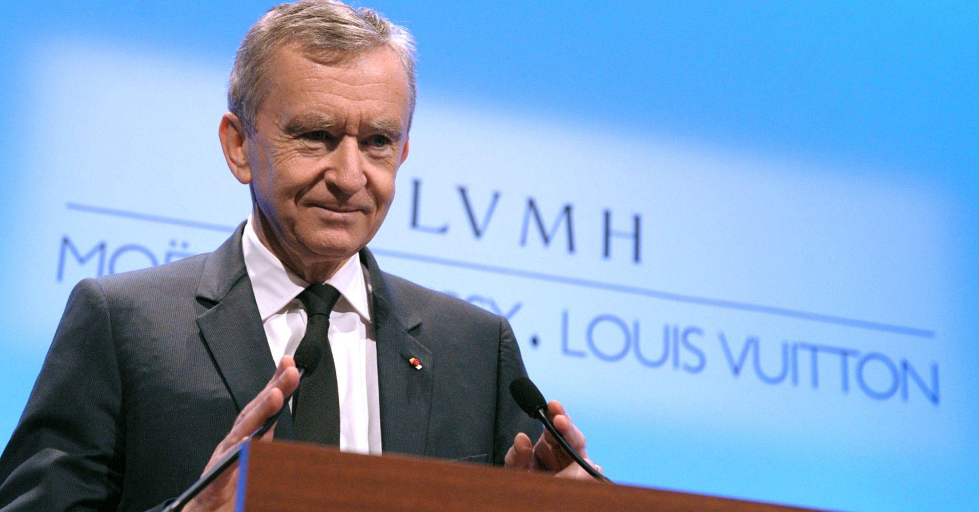 Bernard Arnault, LVMH