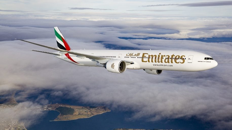 EMIRATES restarts regular flights