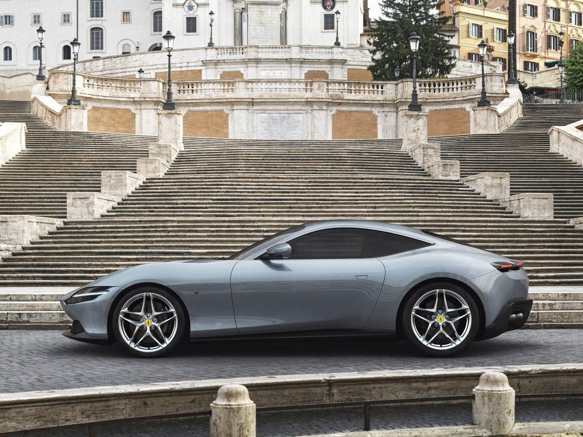 Ferrari Roma Coupe 2021