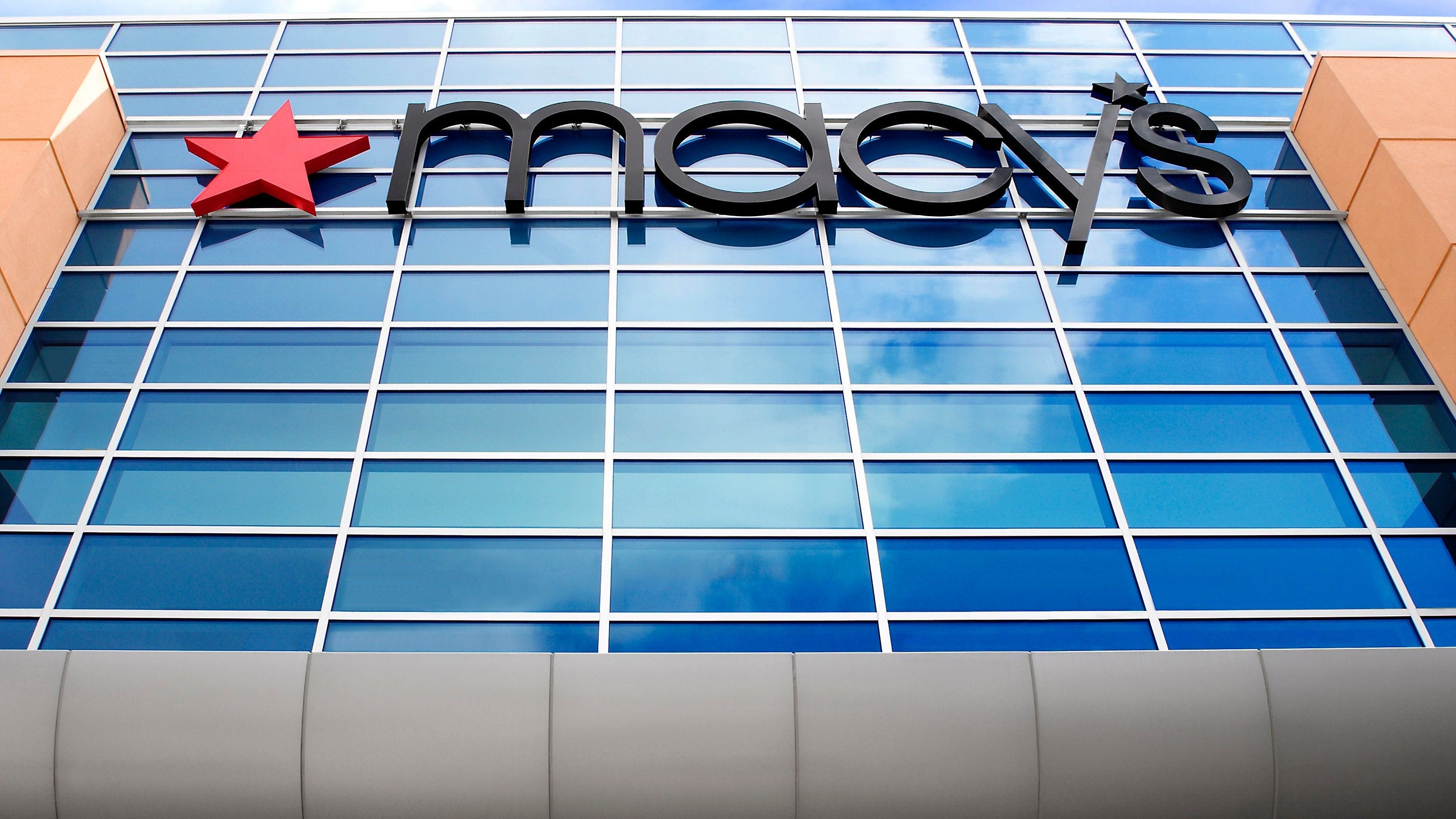 Macy's reports record losses