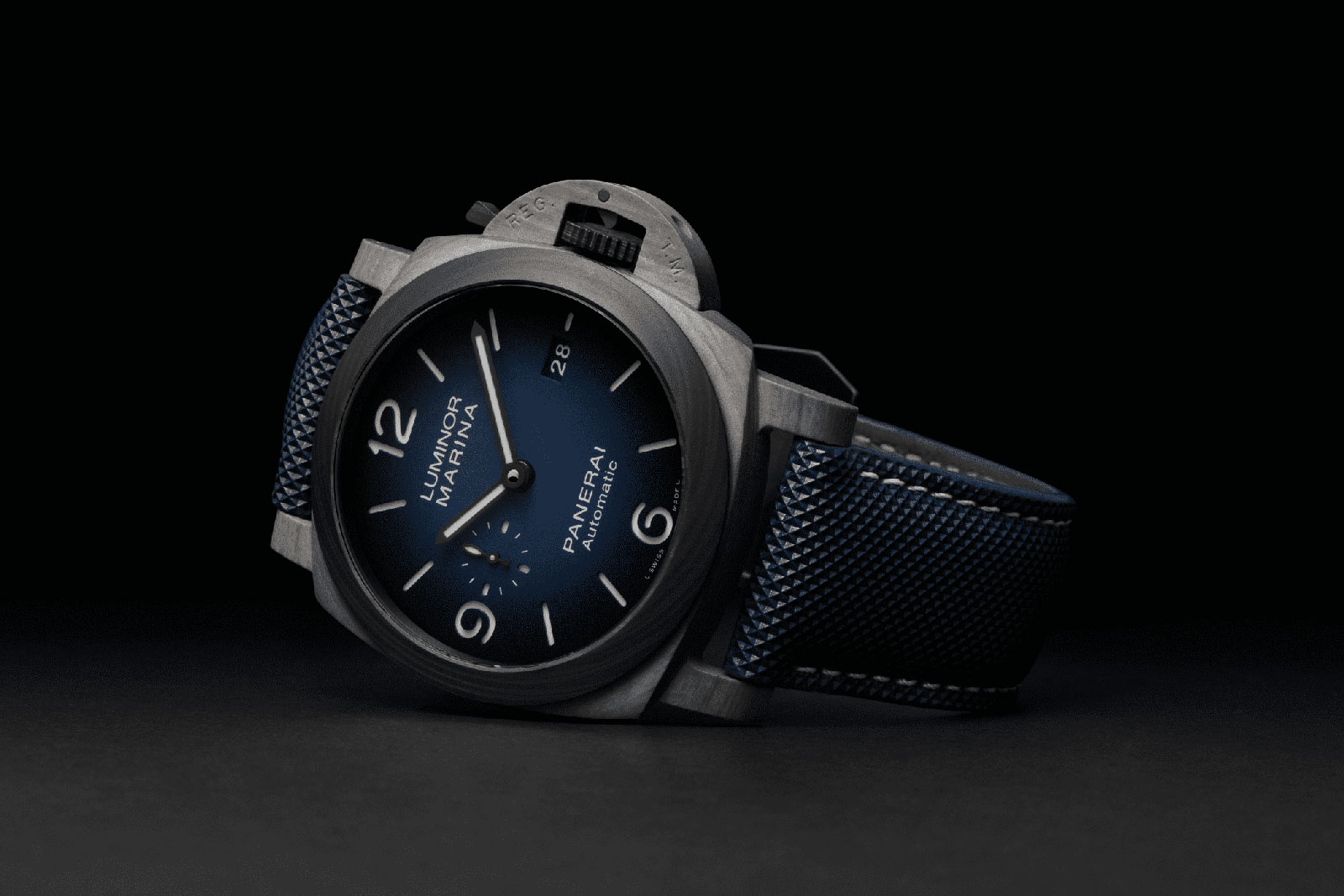 Panerai Luminor Marina Fibratech PAM 1663 (2020 novelties)