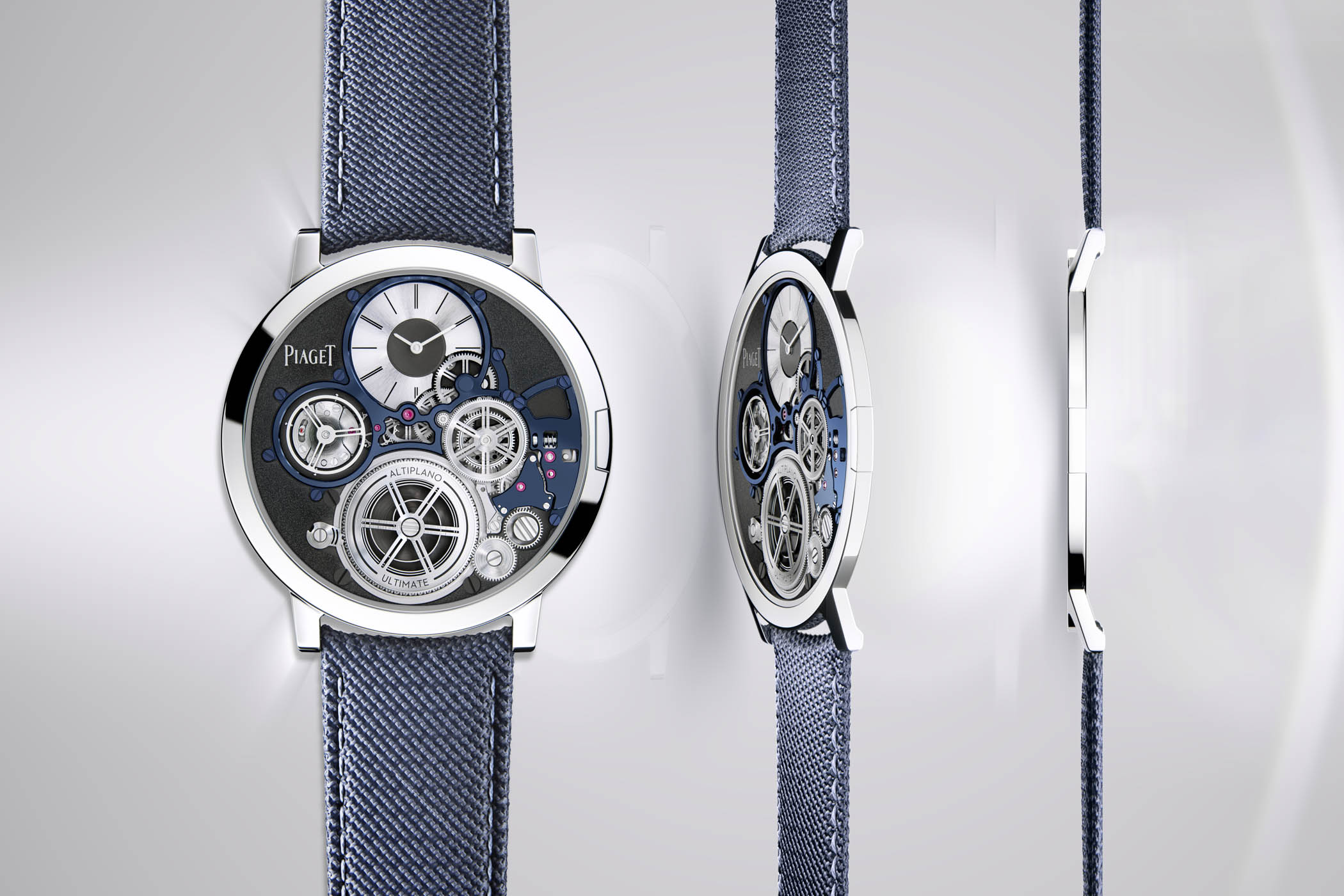 Piaget Altiplano Ultimate - thinnest mechanical watches in the world