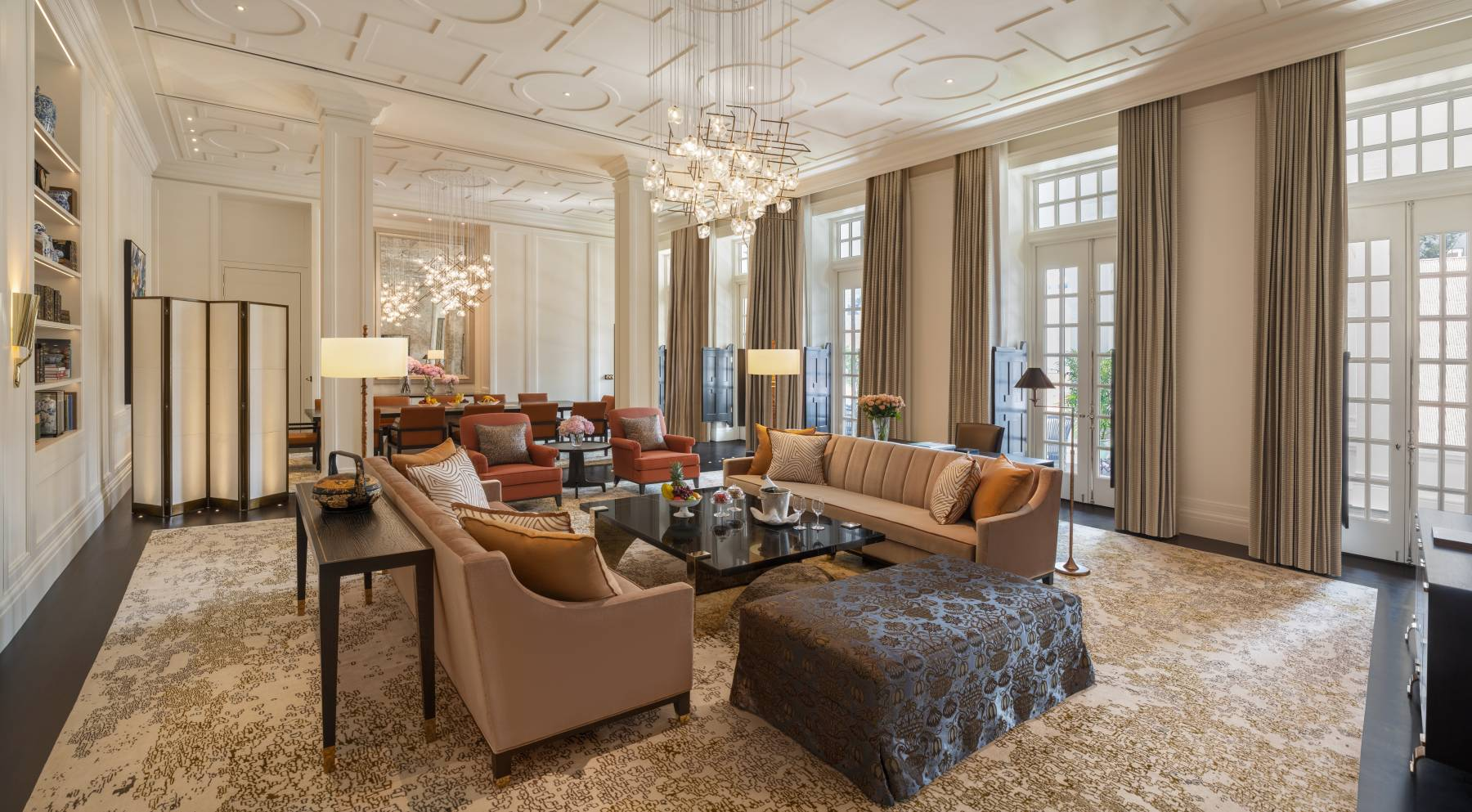 Raffles SIngapore, Presidential Suite