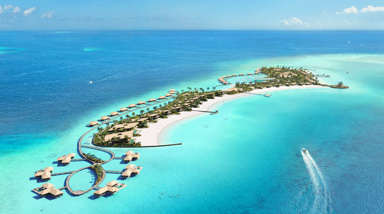 Ritz-Carlton Fari Islands, Maldives