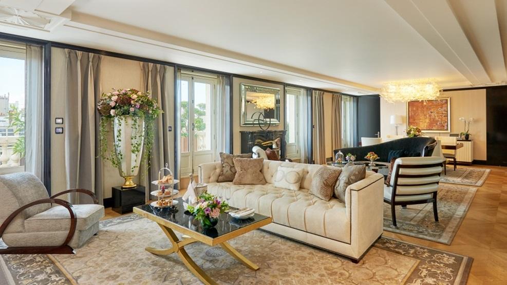The Peninsula Paris - Katara Suite