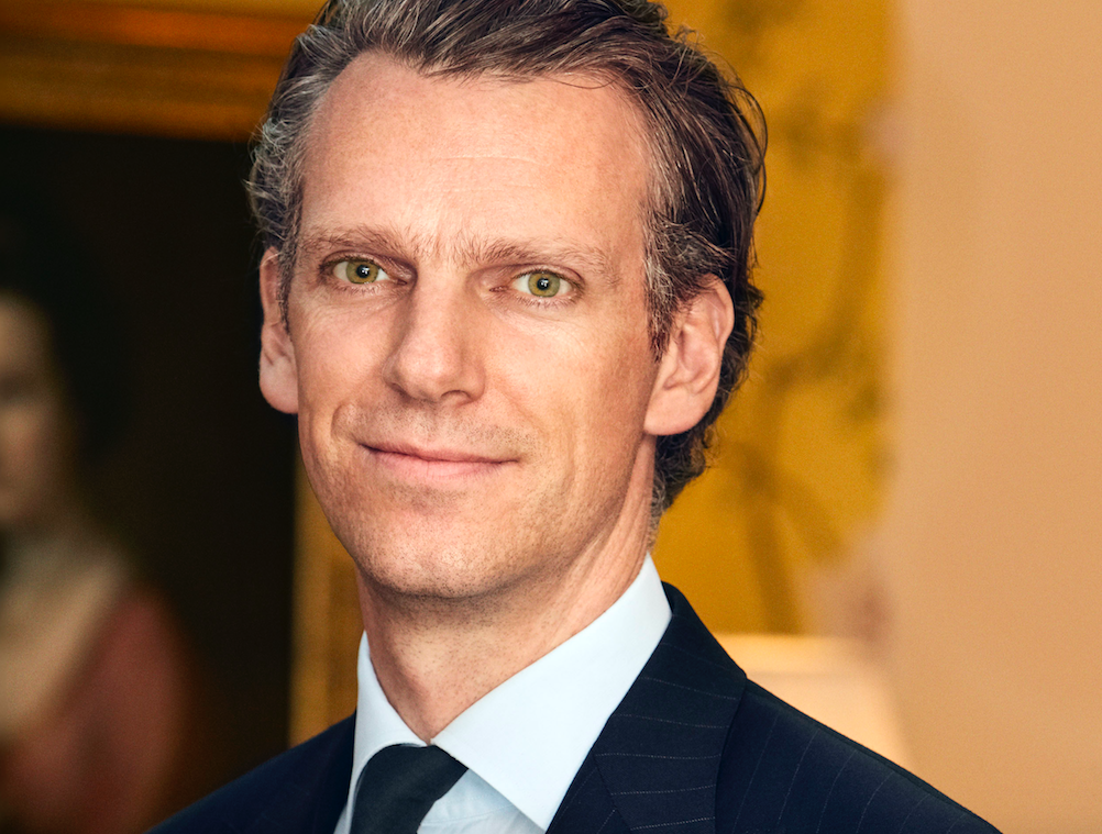 Timo Gruenert, CEO Oetker Collection - exclusive interview