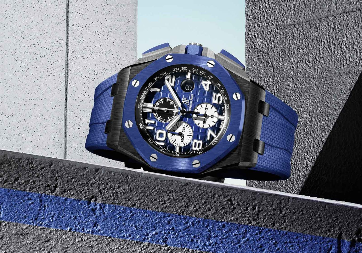 Audemars Piguet new 2020 Royal Oak Offshore Selfwinding Chronograph