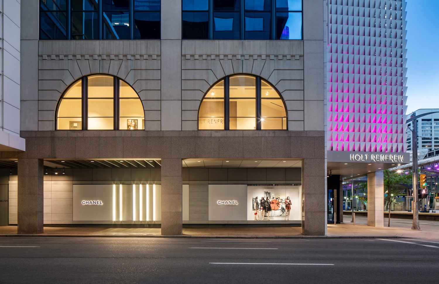 CHANEL opens new store in Calgary, Canada