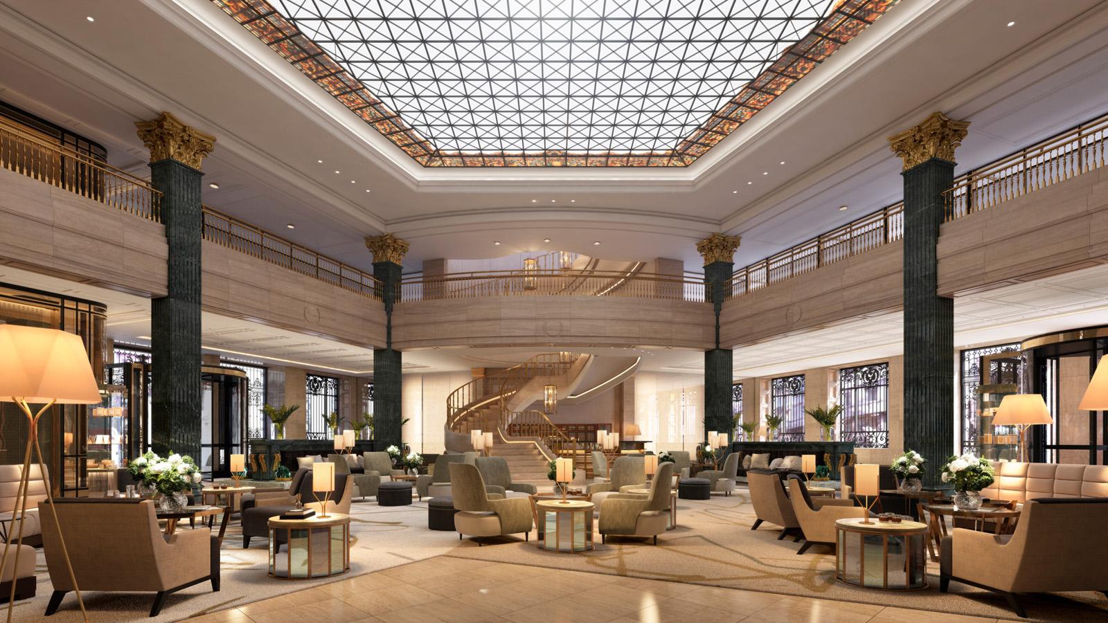 Four Seasons Hotel Madrid opens September 15th 2020