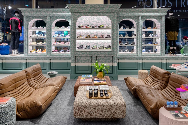 Nike x Nordstrom sneaker boutique