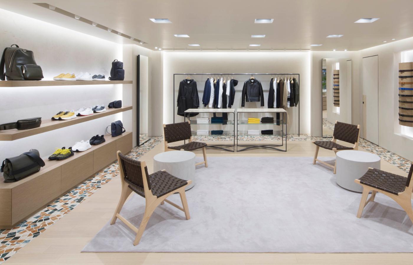 Bottega Veneta new store concept Hong-Kong
