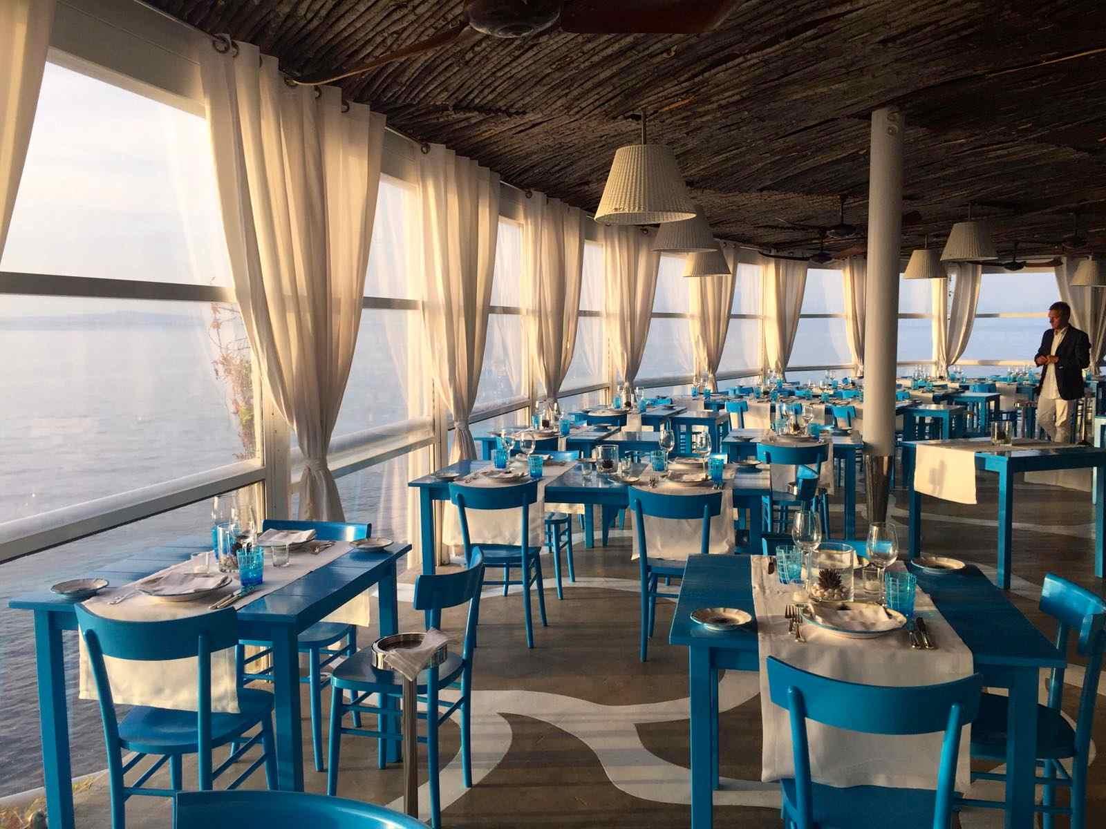 Capri Palace Jumeirah, IL RICCI Restaurant