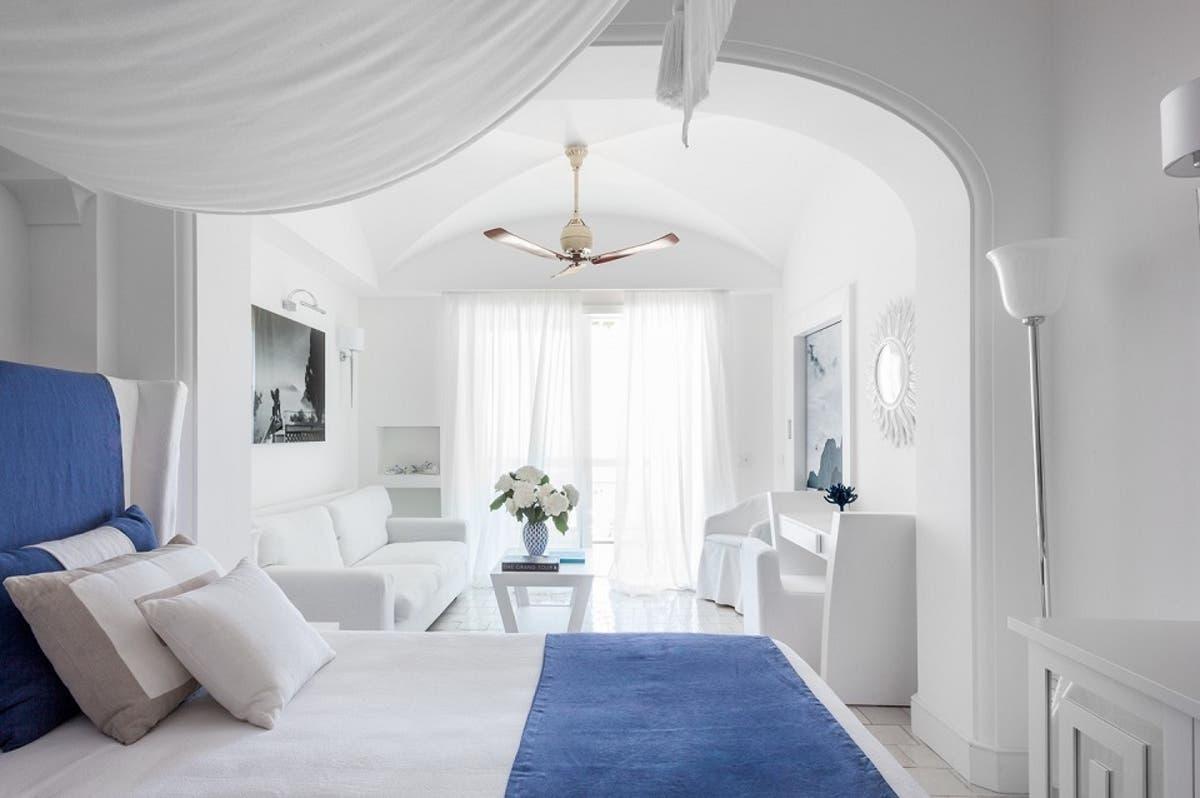 Capri Palace Jumeirah deluxe room