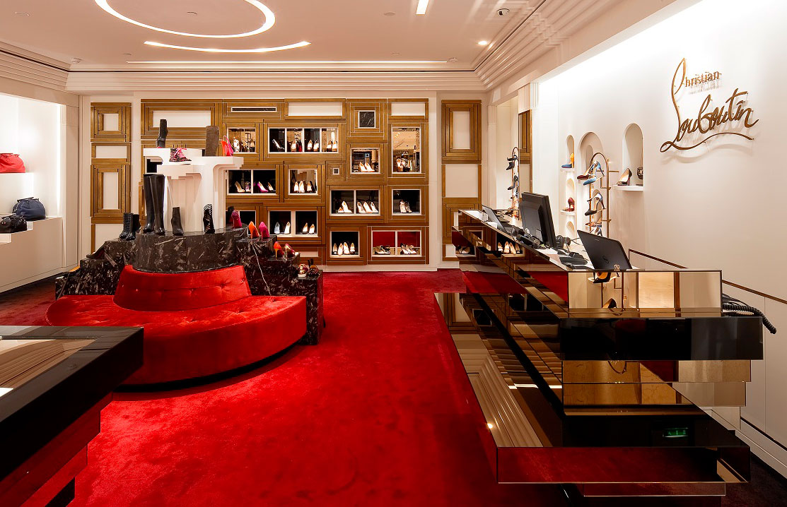 Christian Louboutin opens new store in Macau