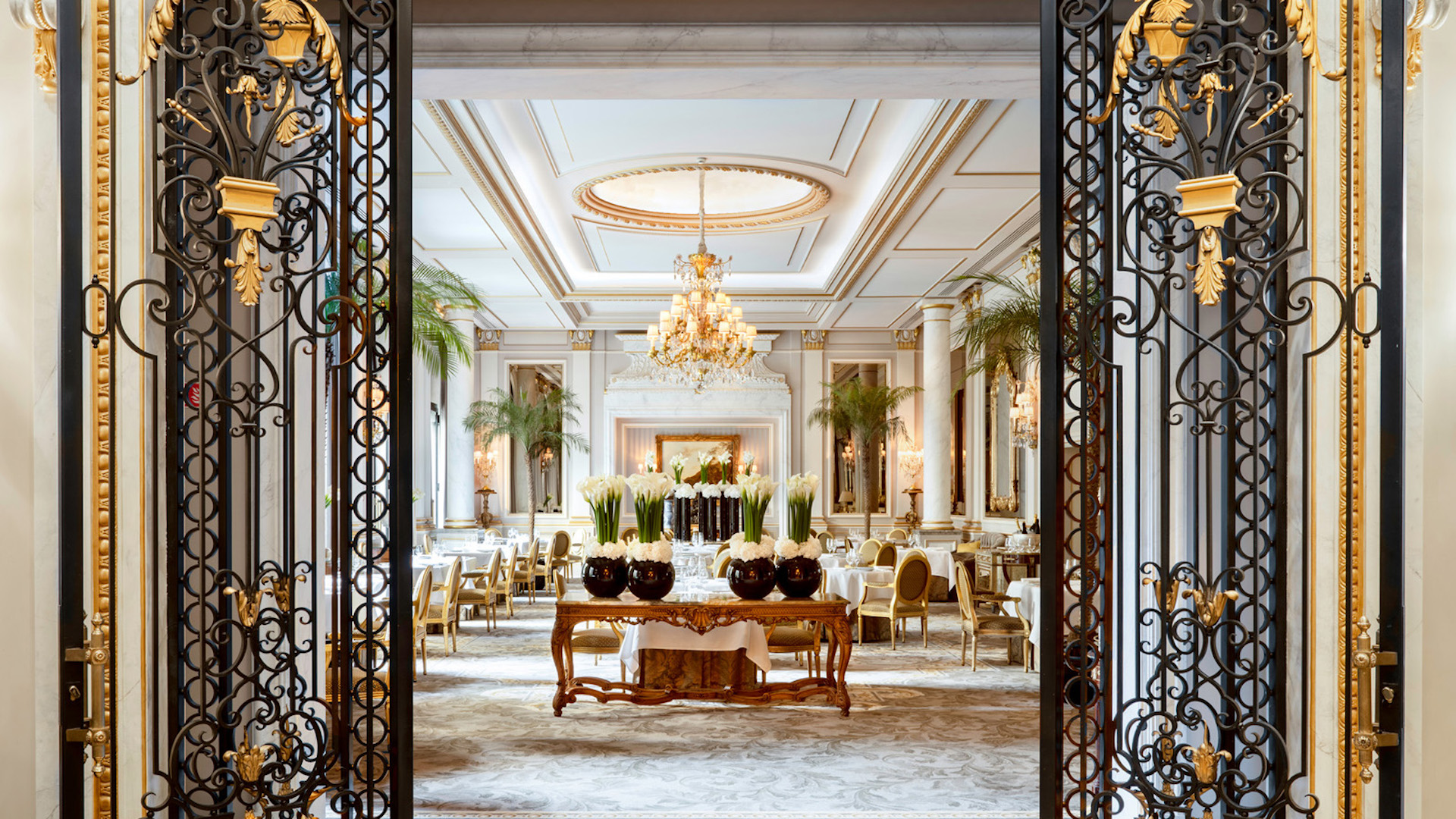 Four Seasons George V Paris, Le Cinq Restaurant
