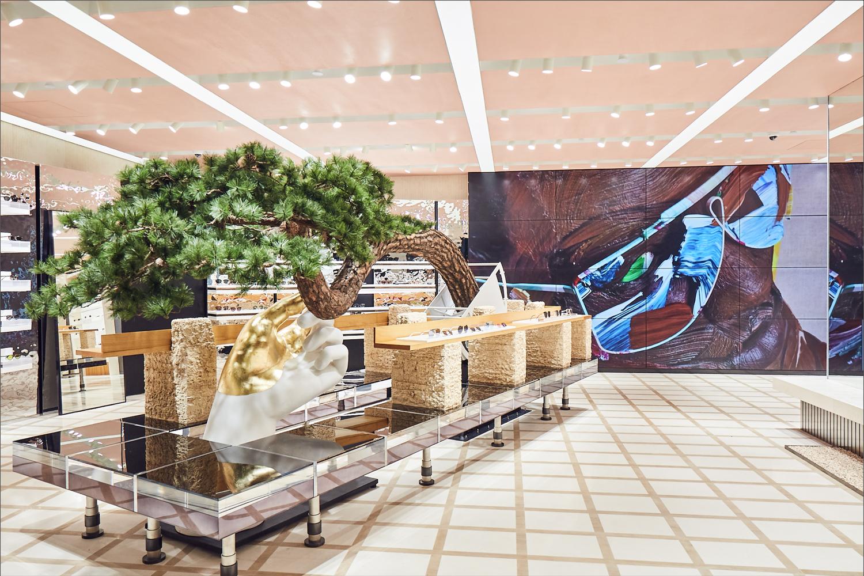 Gentle Monster opens hugely innovative store in Hangzhou