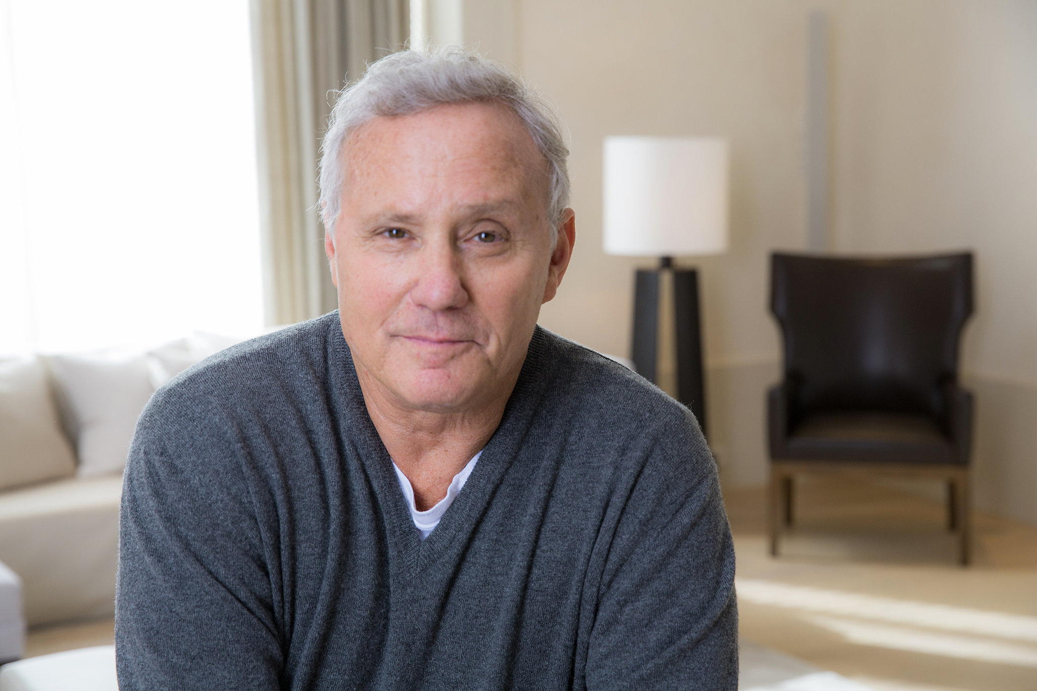 Ian Schrager at The New York Times Edition