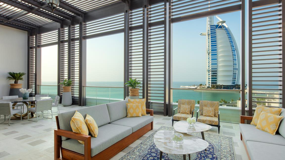 Jumeirah Al Naseem Dubai - awarded Safeguard Label by Bureau Veritas
