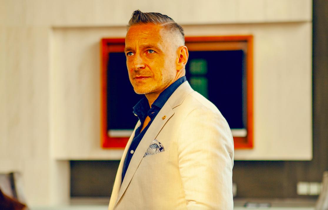 Robert Hauck, Managing Director, The Langham Shanghai