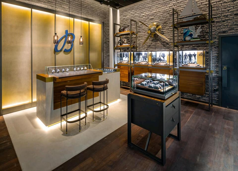 Breitling new store in Dubai at Mirdif City Centre