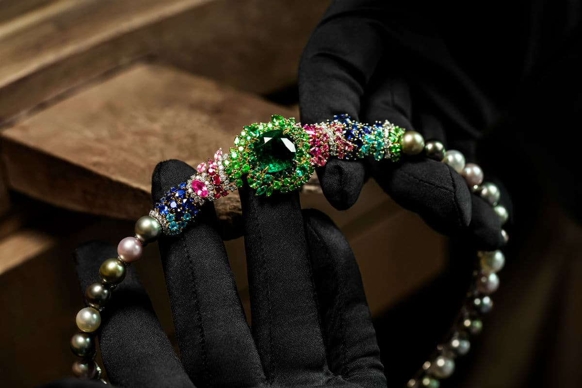Dior High Jewellery new 'Tie & DIOR' collection